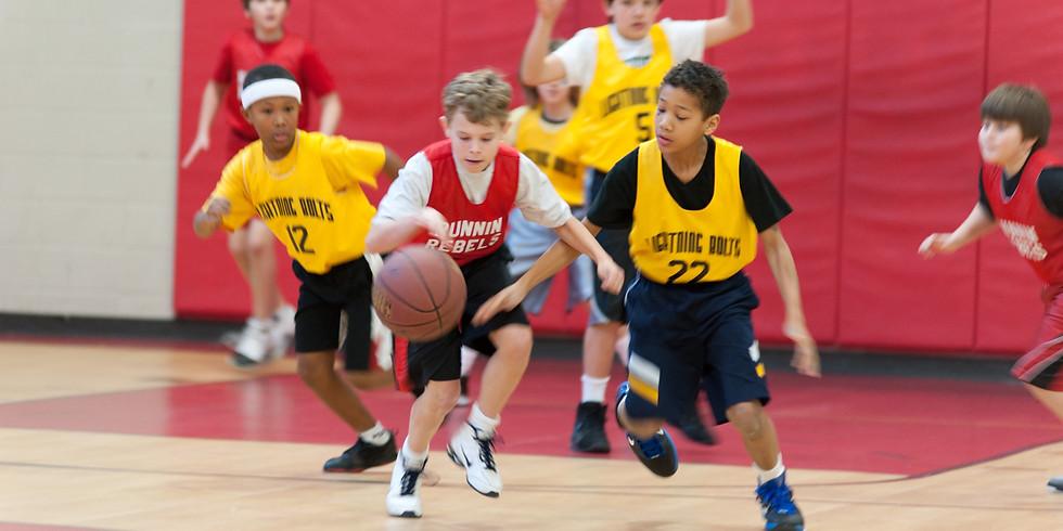 Intramural Basketball League (Individual Registration)