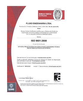 ISO - SISTEMAS DA QUALIDADE