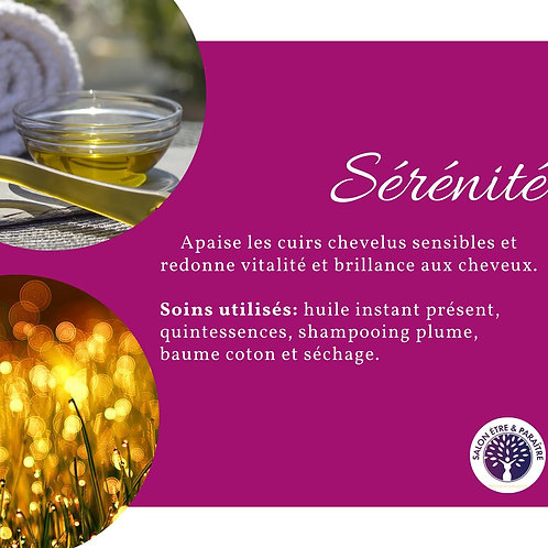 "Carte Cadeau ""Sérénité"""