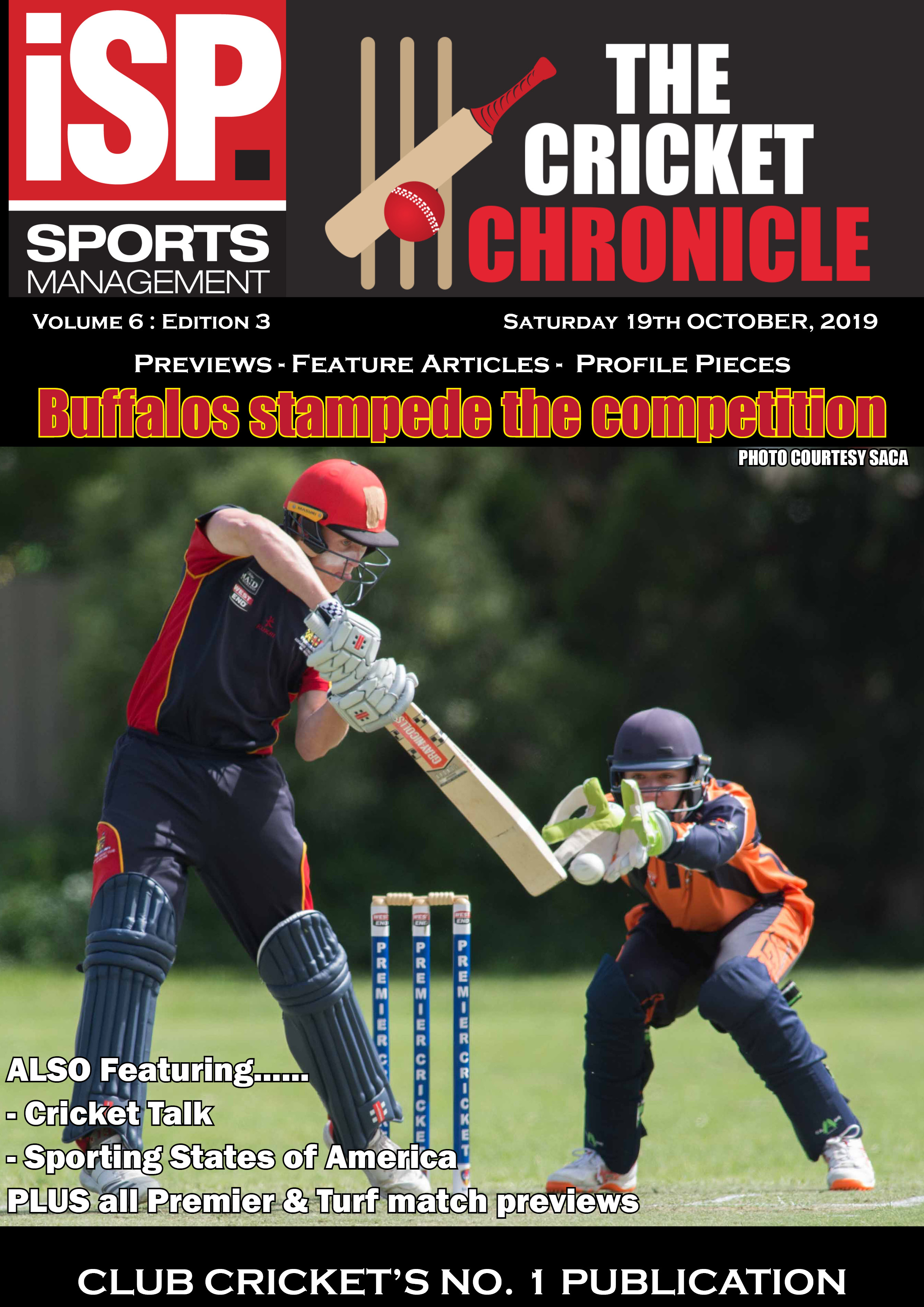 The Cricket Chronicle