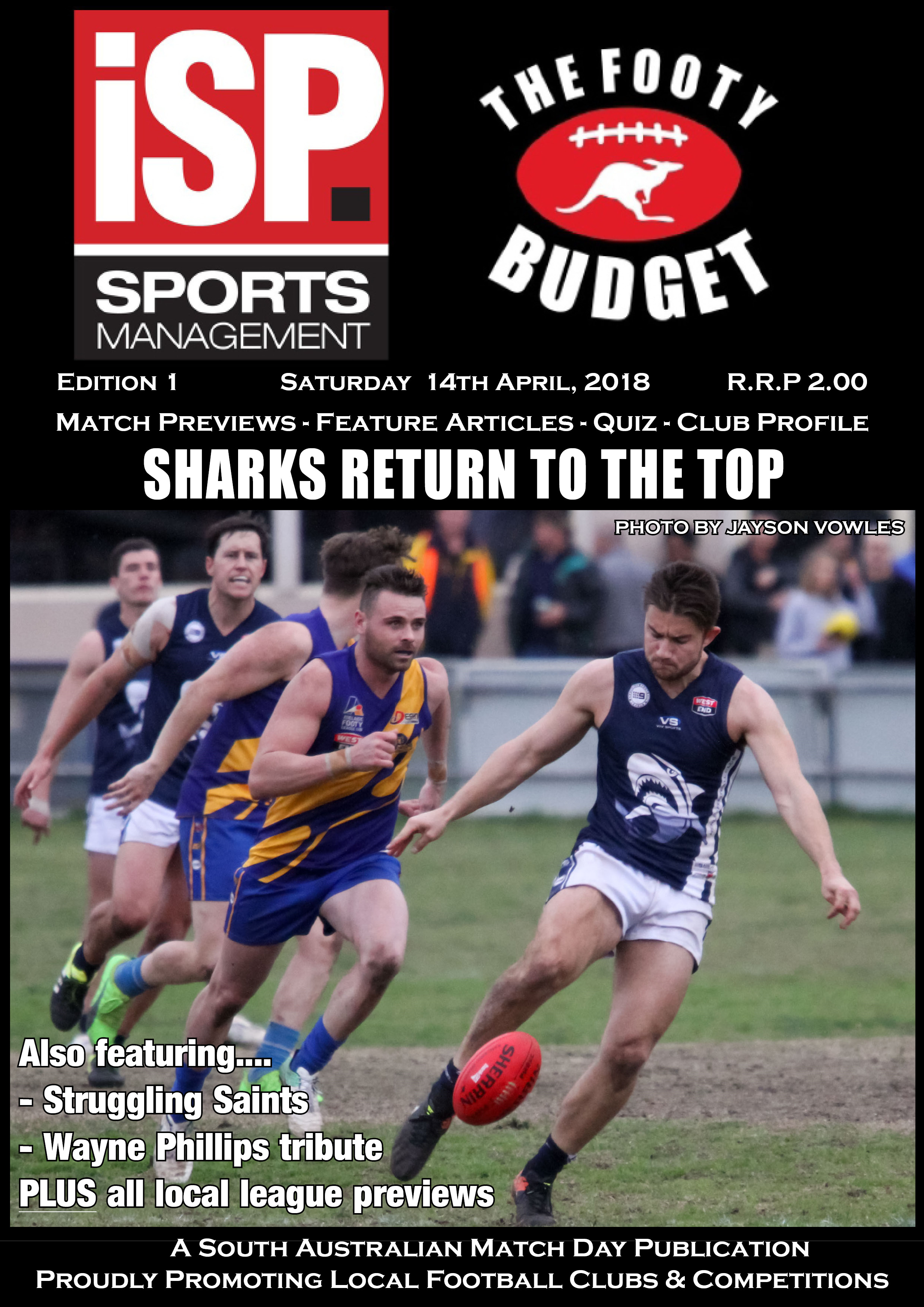 The Footy Budget