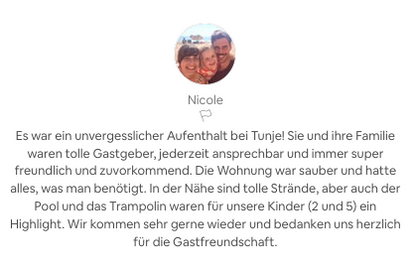 Review Nicole