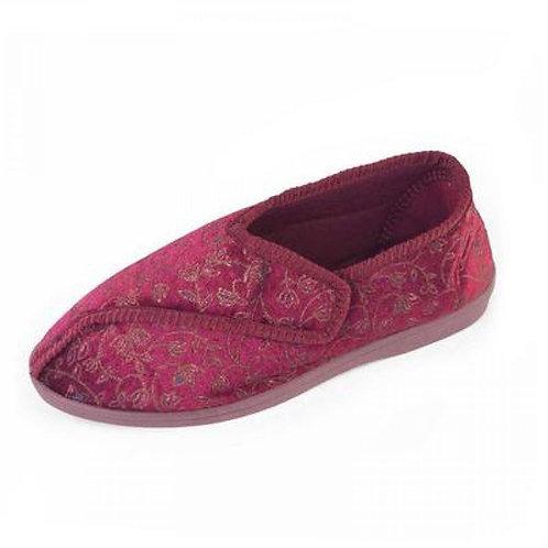 Ladies Patterned Slippers