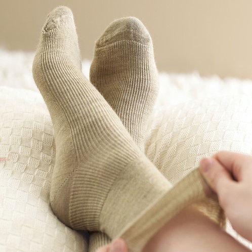 Extra Roomy Wool‑rich Softhold® Seam‑free Socks