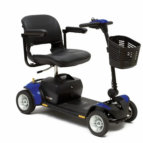 Pride Go-Go Elite Traveller Plus Mobility Scooter