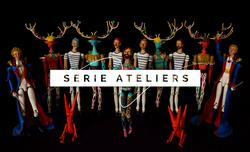 Serie Ateliers - Dalia Karü