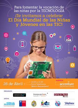 Afiche Día Mundial TIC