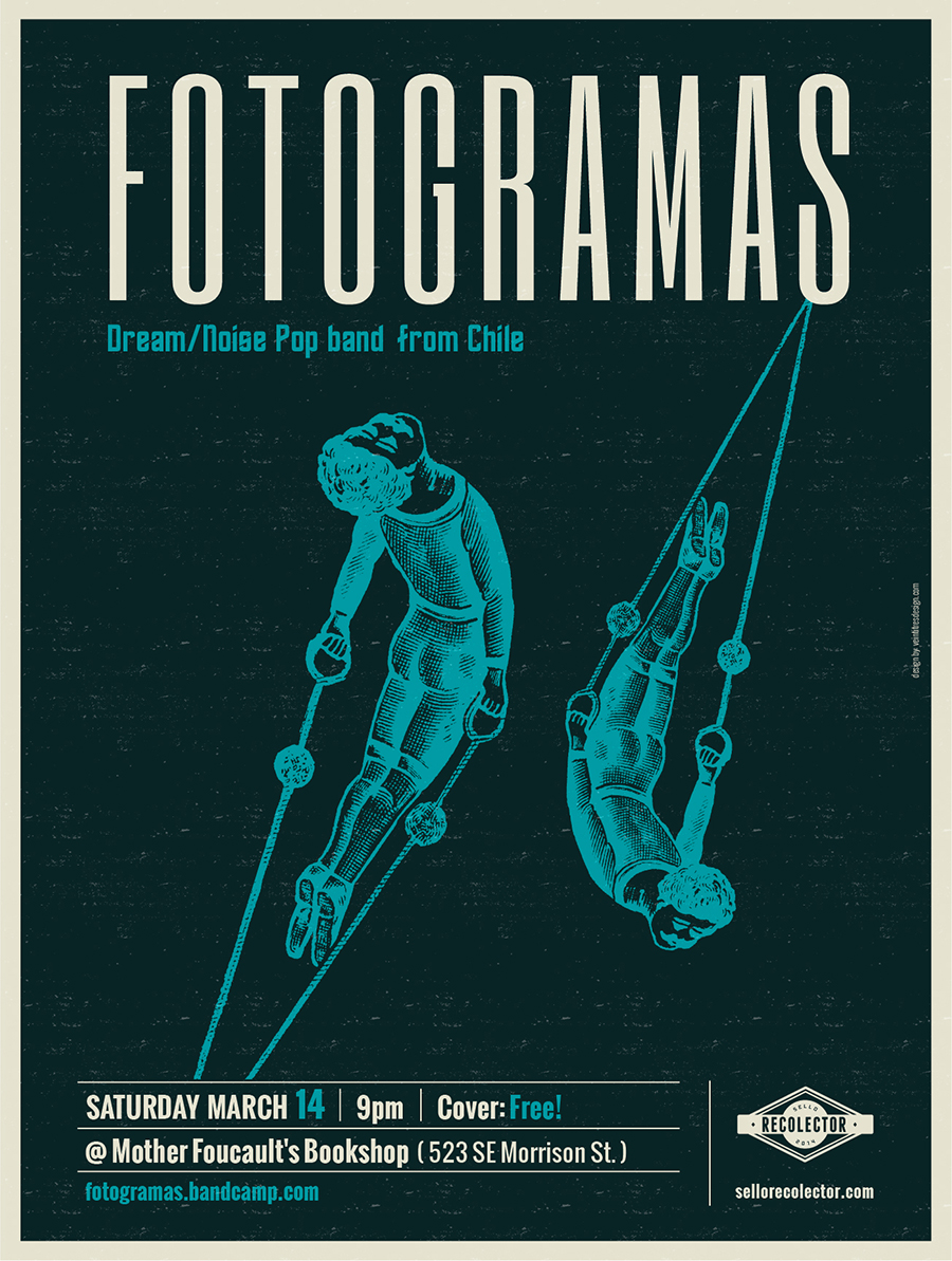 fotogramas flyer