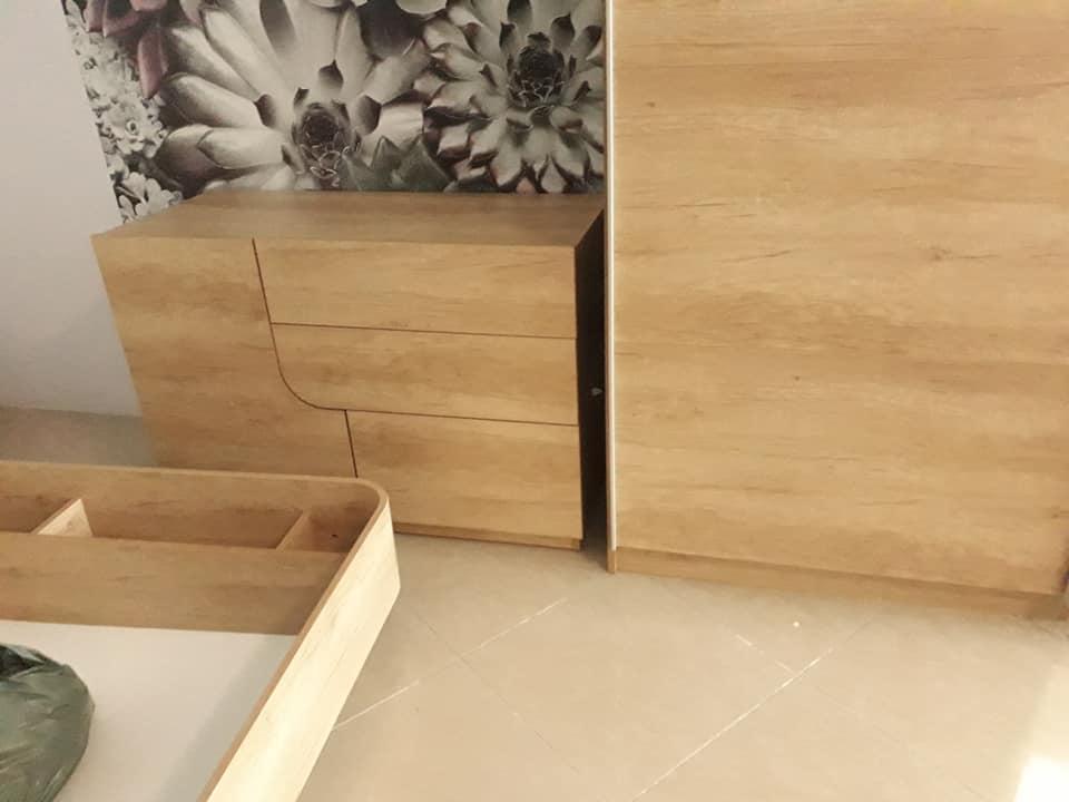 Bedroom eco furniture