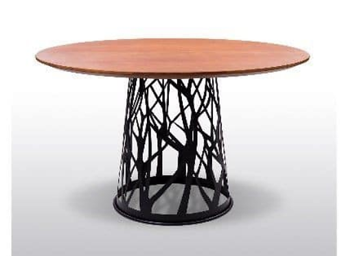 Customized round table