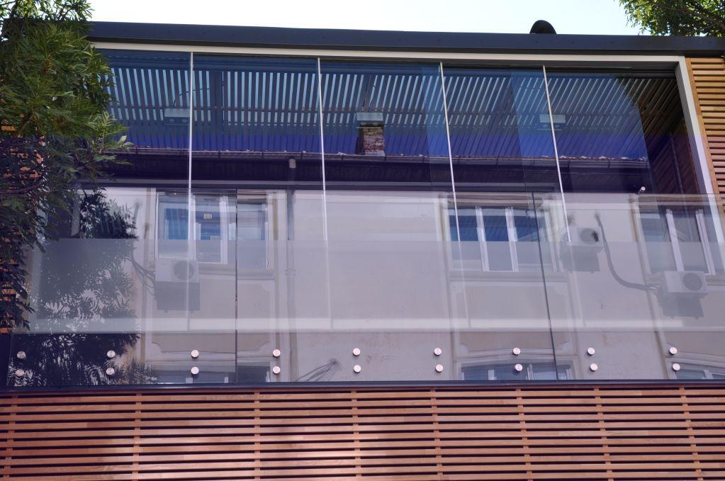 Windows facade