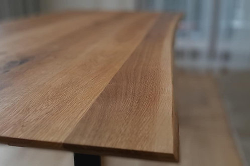 Table with a plot of oak Size 1800х850mm