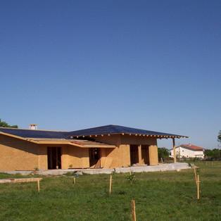 построена-сглобяема-дървена-къща-ЕКОЗИД-