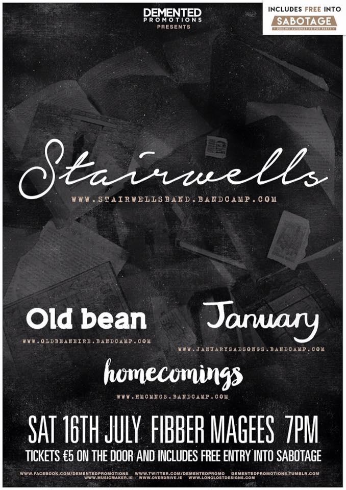 Stairwells Show