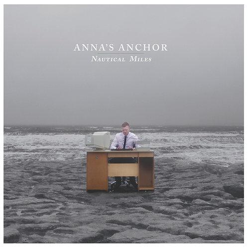 ANNA'S ANCHOR - NAUTICAL MILES - CD