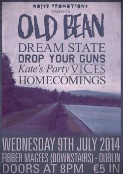 Old Bean Tour Dublin