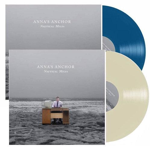 """ANNA'S ANCHOR - NAUTICAL MILES 12"""" VINYL RECORD"""
