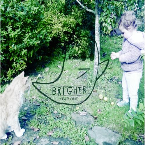 BRIGHTR - YEAR ONE - CD