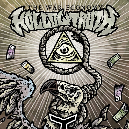 """HOLLOW TRUTH - THE WAR ECONOMY 7"""""""