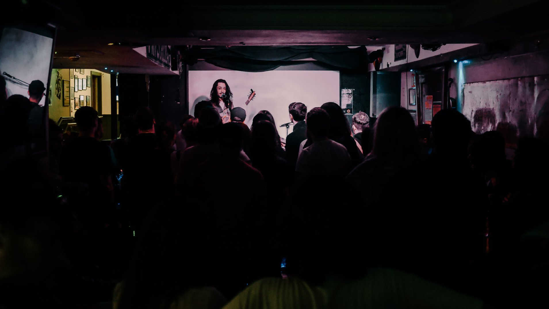 Crywank The Underground Dublin