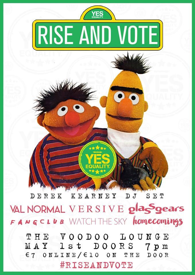 Rise & Vote
