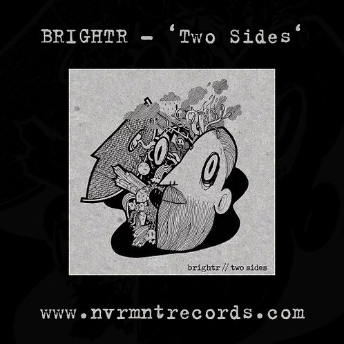 Brightr - Two Sides CD
