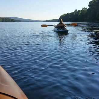 Zen and the Art of Kayaking