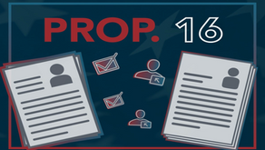 Prop 16 advocacy group pushes for voter education