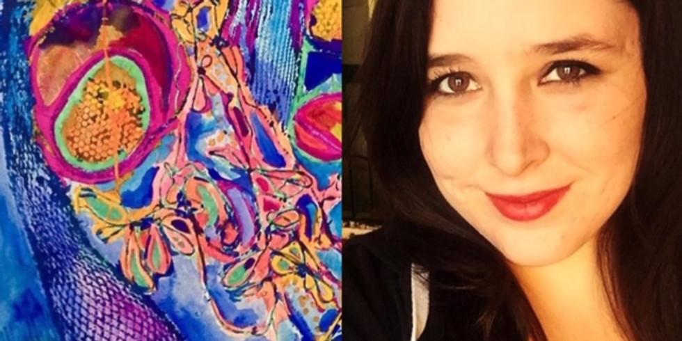 Wild Ocean: Prints and Paintings by Brooke Lambert