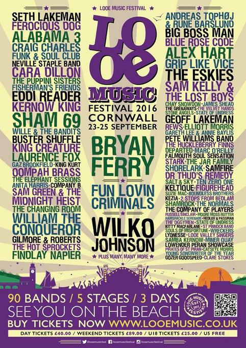 Looe Festival