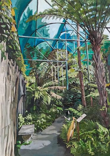 Marli Steyl 'Reconstructing Nature I', O