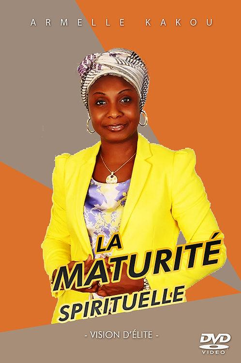 la maturité spirituelle