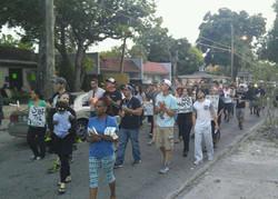 22nd Ave Prayer Walk - Stop the Violence.jpg