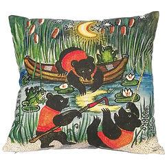 Cute animal cushion uk, yuri vasnetsov,