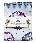 Christmas tea towel, festive kitchen, Ka