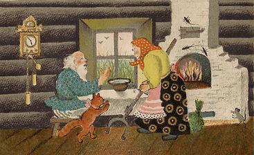 Yuri Vasnetsov illustrations Kolobok.jpg