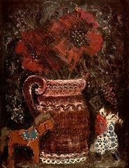Yuri Vasnetsov. Still Life with Vyatka T