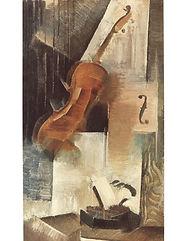Yuri Vasnetsov. Composition with a Violi
