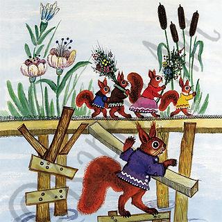 Иллюстрации Юрий Васнецов