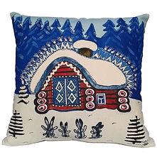 Christmas cushion, home textile christma
