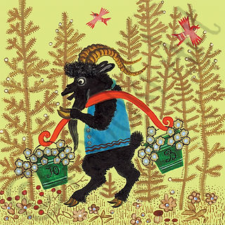 Yuri Vasnetsov. Russian folk fairy tale