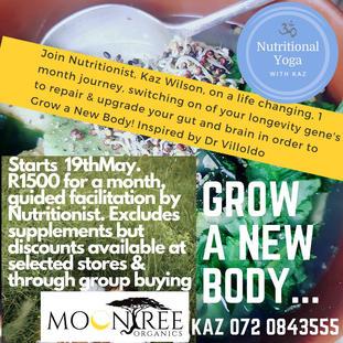 Grow A New Body Programme