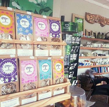 Moontree Herbal Tea at Earthmother Organ