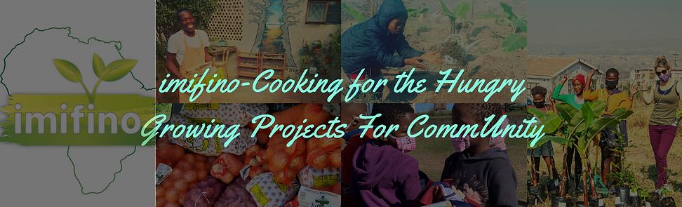 imiFino NPO Community Food Gardens & Fee