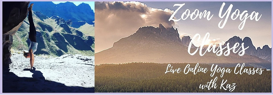 Yoga Zoom Classes-South Africa, Moontree