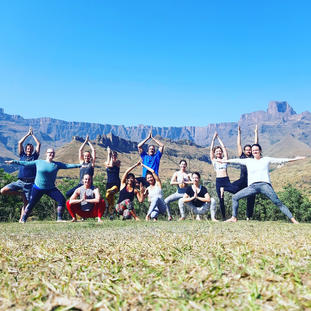 Yoga Workshops & Retreats KZN