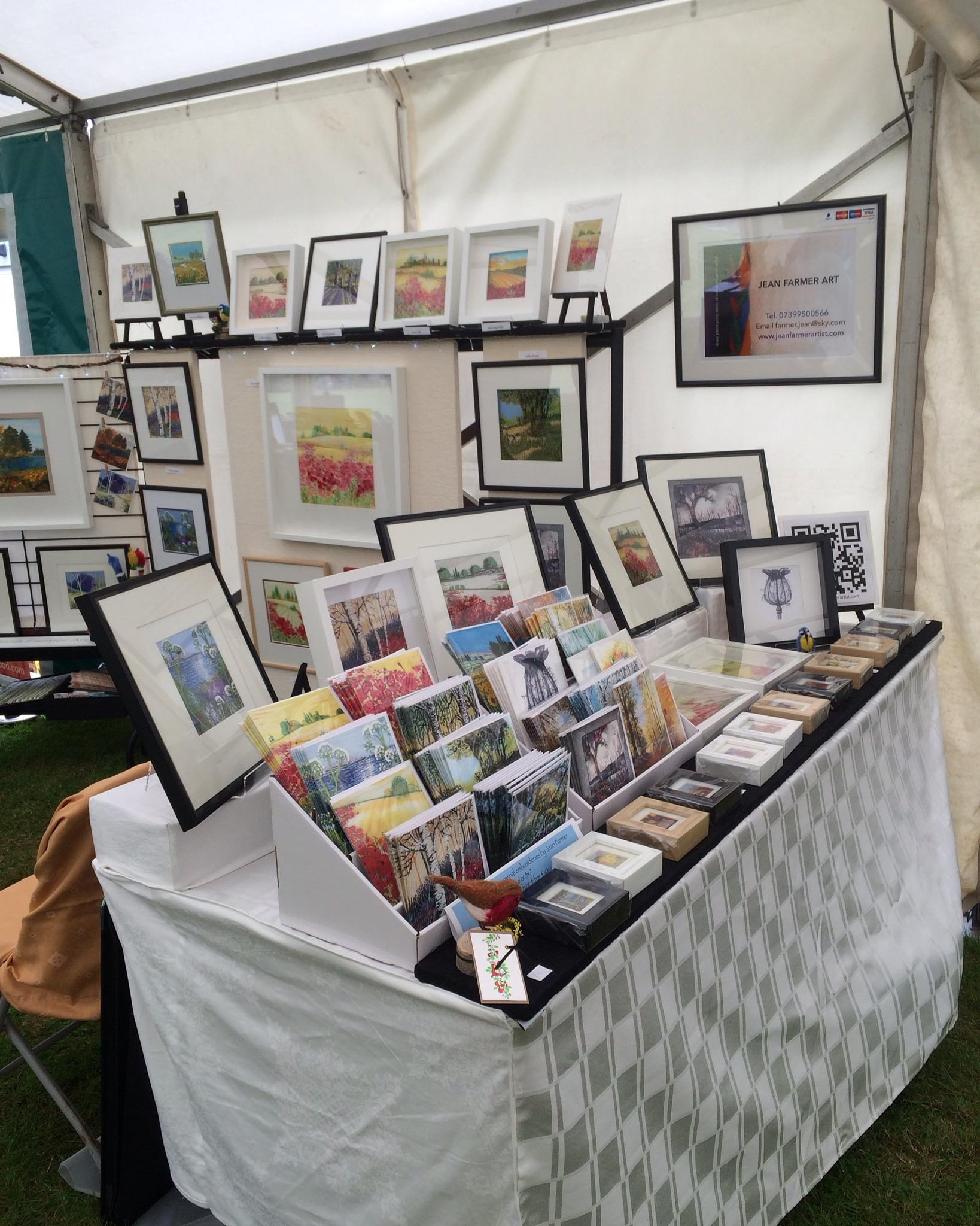 Castle Ashby Fair May 2016