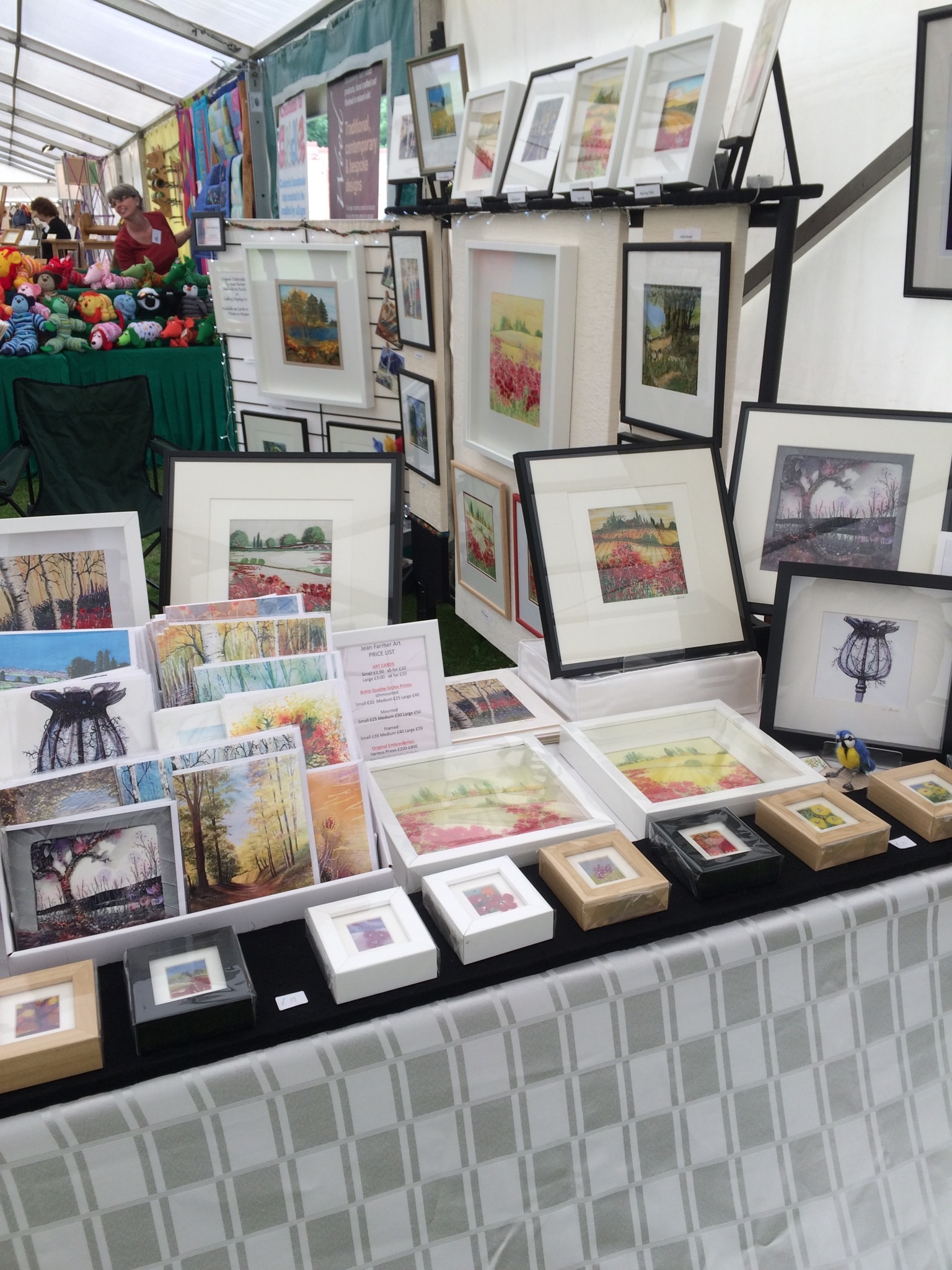 Castle Ashby Display  May 2016