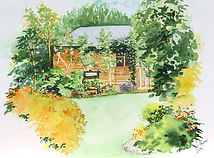 Jean's Garden Studio.
