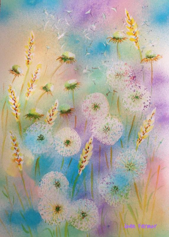 Dancing Seeds